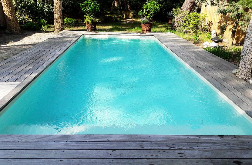 piscine traditionnelle hossegor matlo piscines labenne. Black Bedroom Furniture Sets. Home Design Ideas